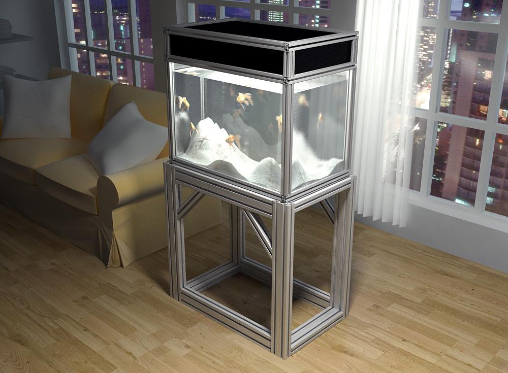 Fish Tank Aquarium Stand